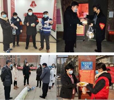 李翔家庭:一致决定从家庭党费中捐款10000元